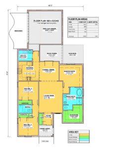 1651r-132DHS House Floor Plan