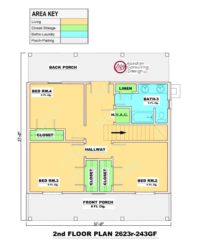 2623r-243GF-2nd Floor Plan