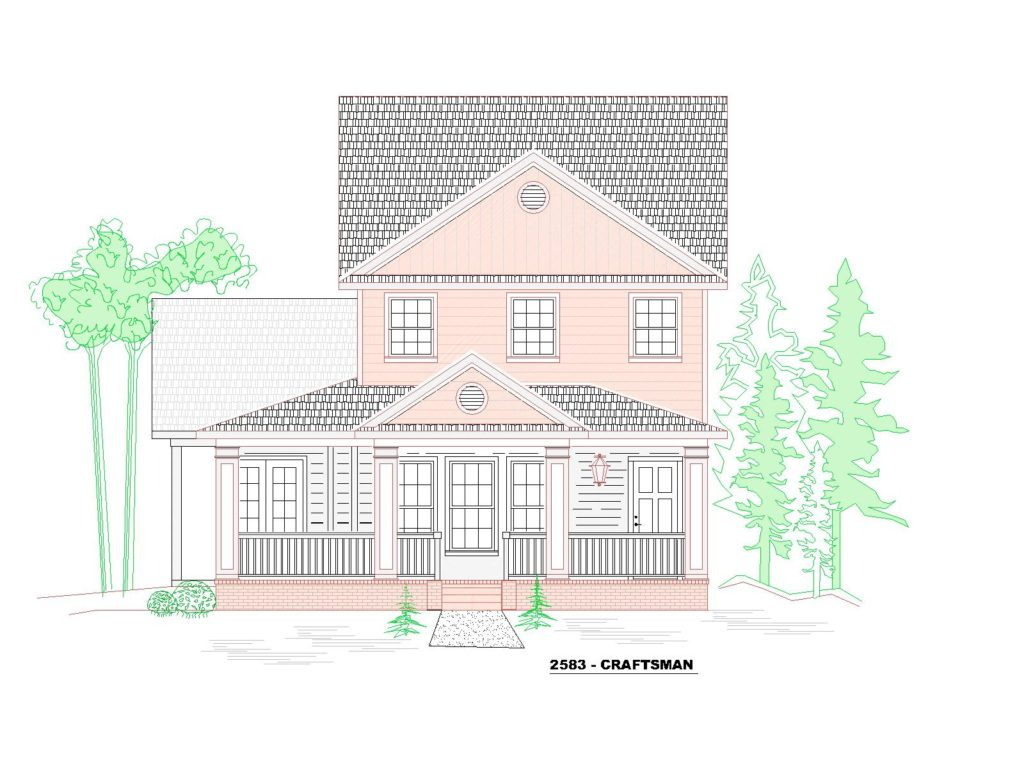 2583-233gr-house-front-elevation