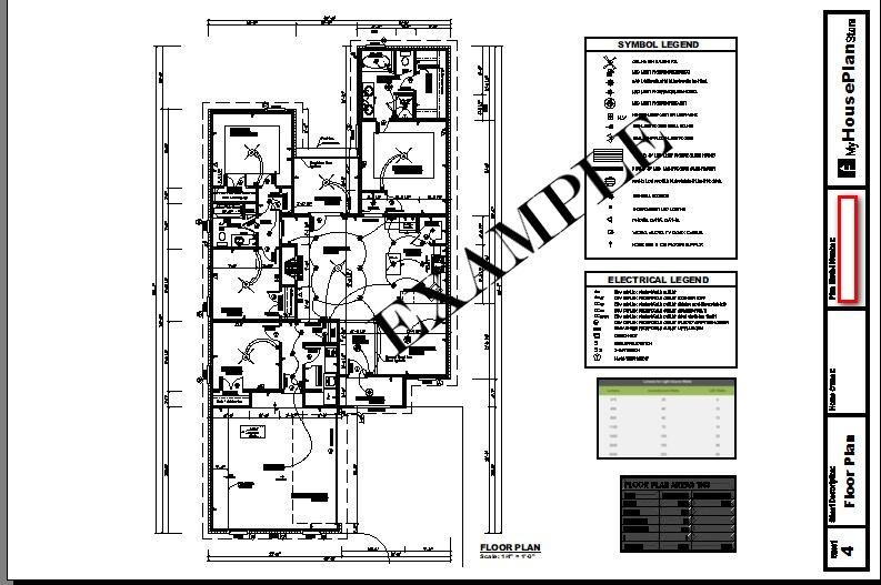 Planset Ex Image Floor w-Elec
